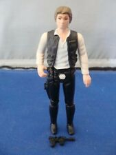 Han Solo Small Head  Loose Complete C8.5 REPRO Weapon   Star Wars  Vintage KL