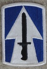 New Dealer Lot of 200 76th Infantry Brigade Patches, Sew-On, Full Color