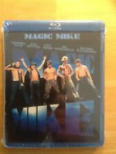 Magic Mike (Blu-ray Disc, 2012) New & Sealed FREE SHIPPING