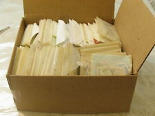 WORLDWIDE HUGE COLLECTION 5 LB OF GLASSINESS WITH 1000's OF STAMPS
