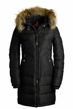 PARAJUMPERS-WOMEN'S-LIGHT LONG BEAR COAT-SMALL-BLACK