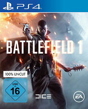 Battlefield 1 (PS4) - 100% Uncut