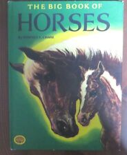 The Big Book of Horses Edward L. Chase Grosset Grow-Up -B3F
