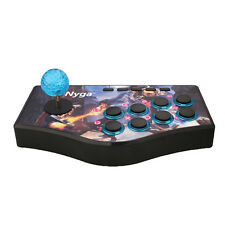 Wired Arcade Street Joystick Gamepad Fighting USB Game Controller For PS2 PC