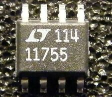 10x LT1175CS8-5  -5V 500mA Negative LDO Regulator SMD, Linear Technology