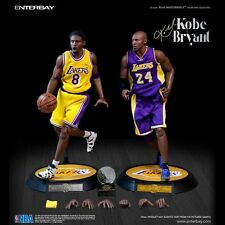 Enterbay X NBA Collection Kobe Bryant Action Figure Figurine (RM-1069)