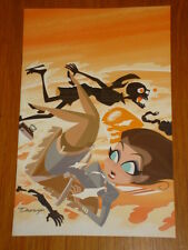 LAST RESORT #2 RI COVER 2009 IDW DARWYN COOKE