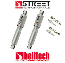 "73-87 Chevy/GMC C10 Street Performance Front Shocks 0"" - 3"" Drop (Pair)"