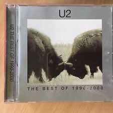 U2 - Best of 1990-2000 ~ Irish Rock Pop Compilation Album