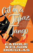 Cat in a Topaz Tango: A Midnight Louie Mystery (Midnight Louie Mysteries)