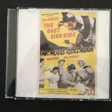 MR. MUGGS RIDES AGAIN East Side Kids Dead End Kids DVD 1945 Leo Gorcey