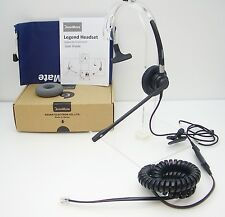 FreeMate YHS02 Headset for Cisco 7821 7841 7861 7941 7971 7975 7985 8941 & 8961