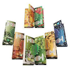 250 Leaves Hornet DIY Fruit Flavored Smoking Cigarette Rolling Papers