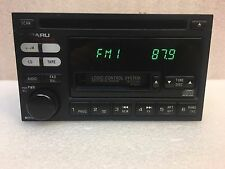 SUBARU Factory OEM Radio CD Player Baja Legacy Forester Impreza