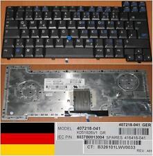 Clavier Qwertz Allemand HP NC8230 NC8400 NC8200  K051926V1 407218-041 416416-041