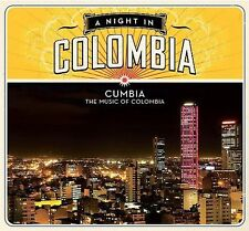 Night in Columbia VARIOUS ARTISTS Audio CD