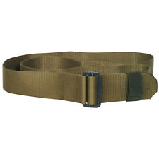 NEW - Tactical CQB Military Style Rigger Rescue Belt DESERT COYOTE TAN Size 58""
