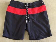 Men's Lands End Swim Shorts, Size L (36-38)