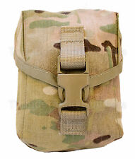 MOLLE II 100 Round SAW Ammo Pouch General Utility Gunner Pouch MULTICAM VGC