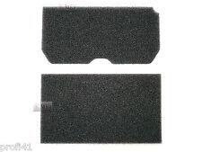 Filterschwamm Filterset Filter Sponge für Trockner elektrabregenz Blomberg TKF