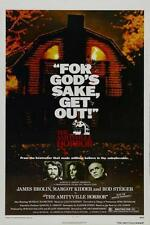 Amityville Horror The Movie Poster 24in x36in