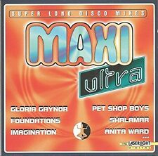 Maxi ultra-super long Disco mixages sugarhill Gang, Grandmaster Flash & the furiou