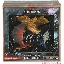 DUNGEONS and dragons miniatures attaque Wing jeu set starter Age 2 + joueurs 14 +