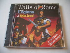 Walls of rome + star LEGIONS + strike squad (pc) article neuf usk 18
