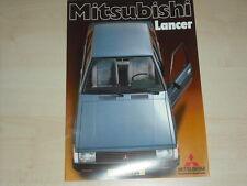 61379) Mitsubishi Lancer Prospekt 08/1981