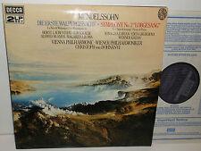 D133D 2 Mendelssohn Die Erste Walpuirgisnacht Symphony No.2 VPO Von Dohnanyi 2LP