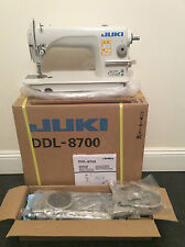 JUKI DDL 8700 INDUSTRIAL LOCKSTITCH STRAIGHT STITCH SEWING MACHINE -HEAD ONLY