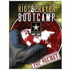 Kids Prayer Boot Camp : Curriculum for Training Kids and Youth How to Pray by...