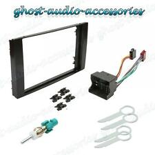 Ford Fiesta Double Din Stereo Fitting Kit Fascia / Wiring / Adaptor Facia Panel