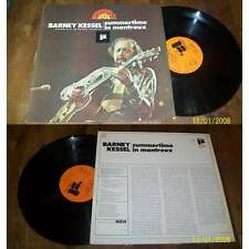 BARNEY KESSEL - Summertime In Montreux LP French Press Freedom Jazz Be Bop