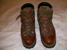MEN'S VTG RED WING IRISH SETTER BROWN LEATHER HIKING/MOUNTAINEERING BOOTS SZ 11B