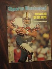 Sports Illustrated October 4, 1976 Maryland on the Move Mark Manges