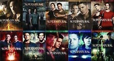 Supernatural Complete Seasons 1-11 DVD Set Series Collection Box Show Lot TV 10