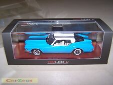 1:43 TSM, 1971 Buick Riviera, Baby Blue, TrueScale Miniatures