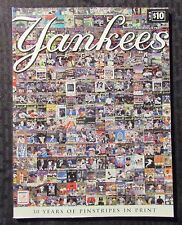 2010 May NY YANKEES Magazine VF- 7.5 30 Years of Pinstripes In Print