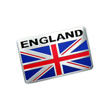 for Car Truck Britain England UK GB Flag Emblem Sticker Metal Badge Decal Decor
