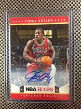 Jimmy Butler 2012-13 Hoops Rookie Auto Autograph RC BULLS