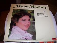 MARIE MYRIAM-SELF TITLED-LP-NM-POLYDOR-L'OISEAU ET L'ENFANT-FRANCE