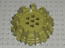 LEGO CHIMA Olive Green Rim with Studs 64712 / Set 70001 Crawley's Claw Ripper