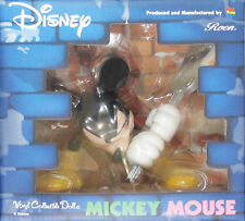 Mickey Mouse Roen Medicom Toys Vinyl Collectible Doll - Guitar Version