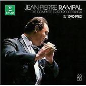 Jean-Pierre Rampal: The Complete Erato Recordings, Vol. 3 1970-1982 (2015) New