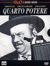 DVD • Quarto Potere Collector's Ed. 2 dischi 1941 Usato fuori cat. ITALIANO