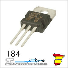 12 Unidades LM317 Regulador tension ajustable 1,2v–37v 1,5A  100% Original