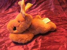 "MOOSE SOFT TOY FROM WILD WONDERS 9"" VGC"