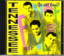 CD TENNESSEE ya esta bien SPAIN 1994 ROCK & ROLL VOCAL rockabilly