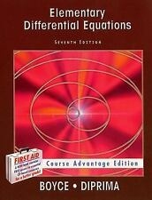 Elementary Differential Equations-ExLibrary